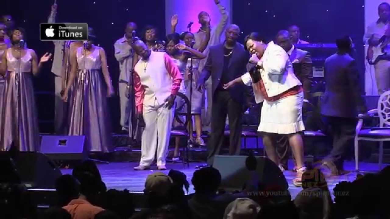 Spirit Of Praise 4 Featuring Zaza  - Igama LeNkosi