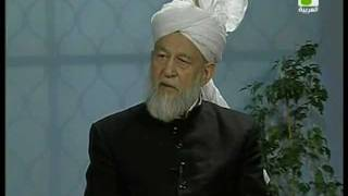 Liqa Ma'al Arab 24 December 1997 Question/Answer English/Arabic Islam Ahmadiyya