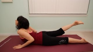 5 Yoga Poses to Strengthen your Back