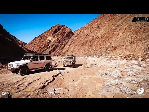 Pole2Pole - Mike Horn Expedition with the Mercedes-Benz G-Class [2/2]