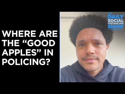 Police in America - Where Are The Good Apples? | The Daily Social Distancing Show