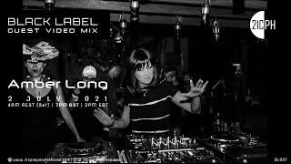 Black Label   Amber Long
