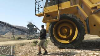 GTA 5: I Think I Can Can (Stop That Train)