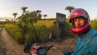 Africa Travel Diary: The Time I Drove a Scooter Down Africa