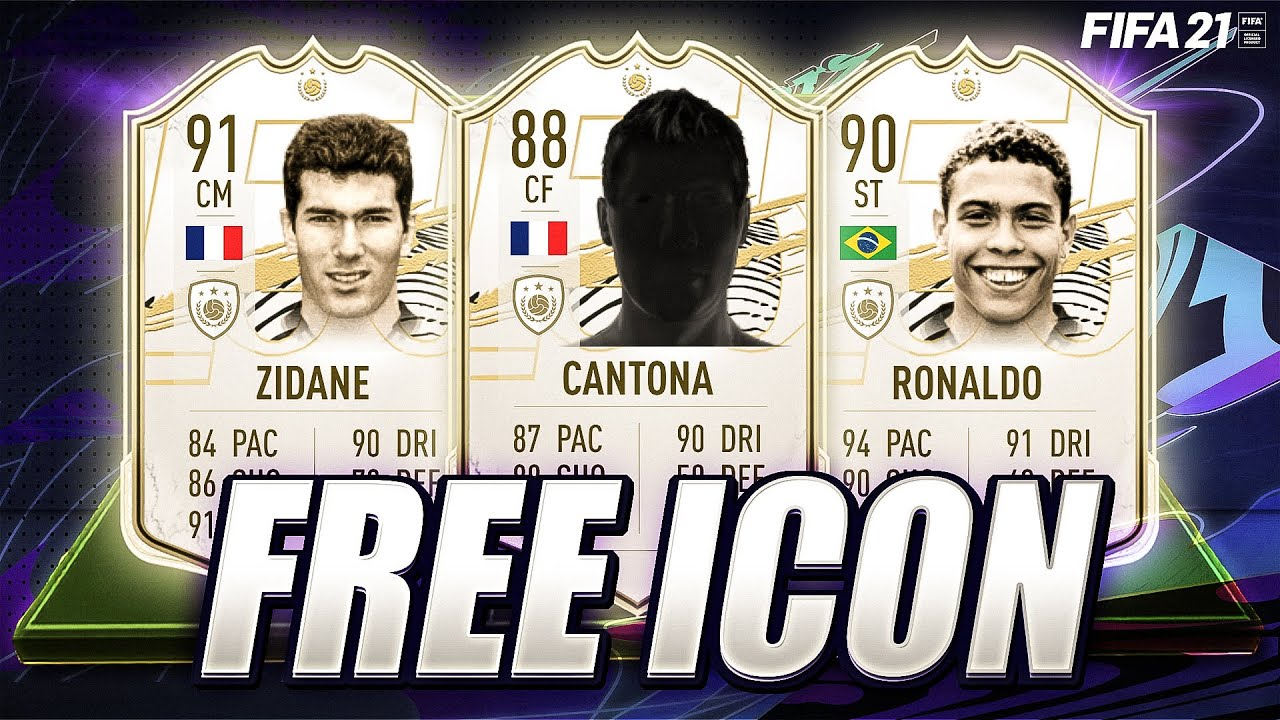 HOW TO GET A FREE ICON (loan) TO START FIFA 21! - YouTube