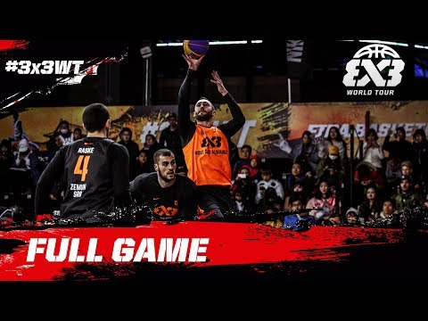 Novi Sad vs Zemun | Final - Full Game | FIBA 3x3 World Tour Bloomage Beijing Final 2017