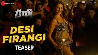 Desi Firangi Teaser   Rocky   Jyotica Tangri   Shibani Dandekar