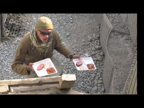 Camp Life In Afghanistan
