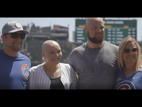 Chicago Cubs Roberto Clemente Award Nominee: Jon Lester