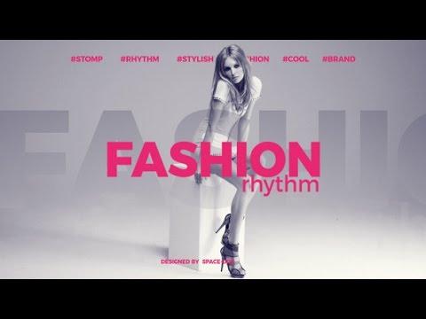Fashion Rhythm Intro | After Effects template