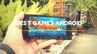 Les Meilleurs Jeux Android: Janvier 2017
