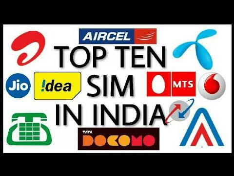 Top Ten Mobile Network Operators in India - Khabri