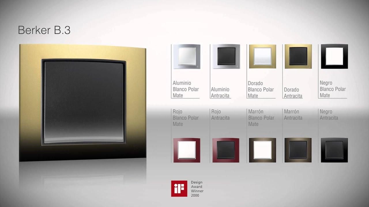 berker b3 youtube. Black Bedroom Furniture Sets. Home Design Ideas