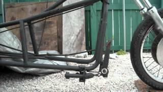 Vw Trike Build