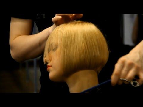 Прически боб на кудрявые волосы
