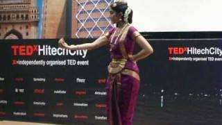 TEDxHitechCity -  Smitha Madhav - Performance