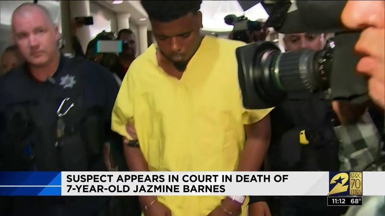 JAZIMINE BARNES SHOOTING UPDATE: Eric Black Jr. Appears In Court 01/07/2019