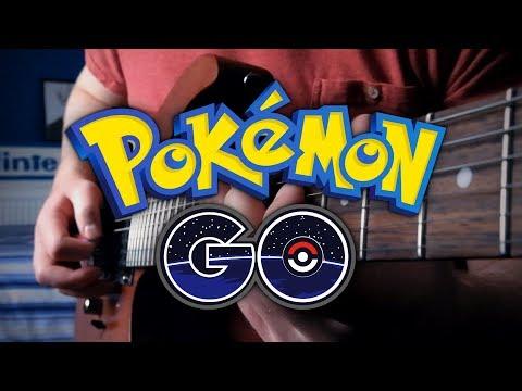 Pokémon Go Map Theme on Guitar + TAB