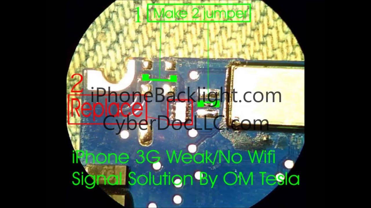 iphone 3g wifi