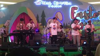190407 Yovie and Nuno Demi Hati Live at Ciputra Mall Cibubur