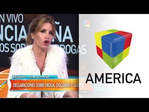 Florencia Peña: No podemos ir por el mundo diciendo mi hijo no se va a drogar