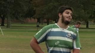 Champlain College Men's Rugby vs MCLA