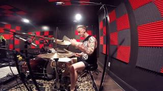 """311 - """"Transistor"""" Drum Cover by Patrick Moseley"""