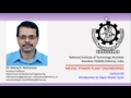 Lec 03 Introduction to Vapor Power Cycle