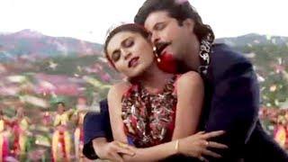 Main Teri Chanchal Titali - Alka Yagnik, Kumar Sanu, Azaad Song