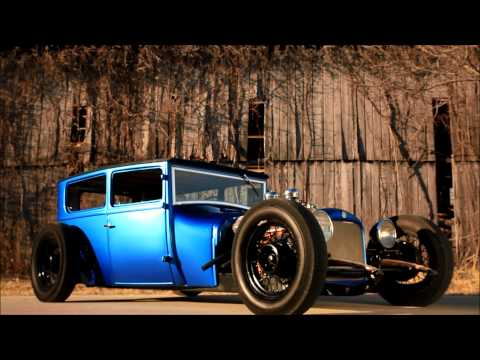 1927 Chopped Ford Model T Sedan Traditional Hot Rod, SCTA, FOR SALE!