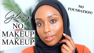"QUICK & REAL ""NO MAKEUP"" MAKEUP + VLOG FAIL 