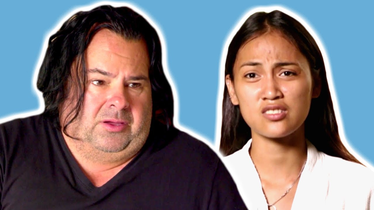 Big Ed From 90 Day Fiance Rareinsults