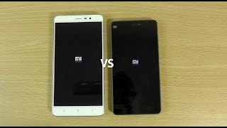 Xiaomi Redmi Note 3 VS Mi4c - Speed & Camera Test!