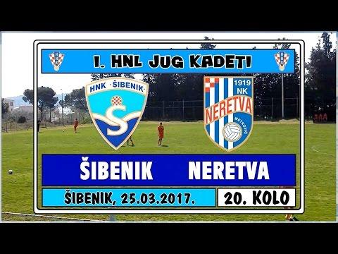 NAŠI TIĆI 153: ŠIBENIK - NERETVA, 25.03.2017.