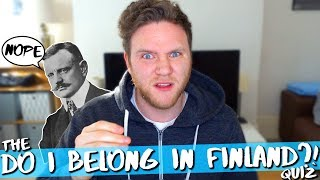 The Citizenship Test | Moving To Finland