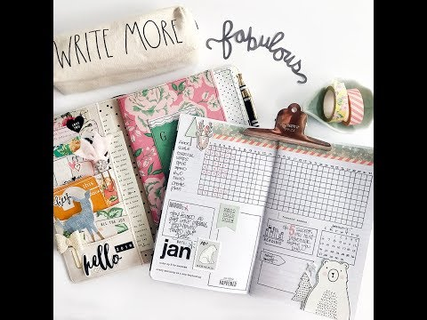 How to Set Up a Health & Wellness Bullet Journal