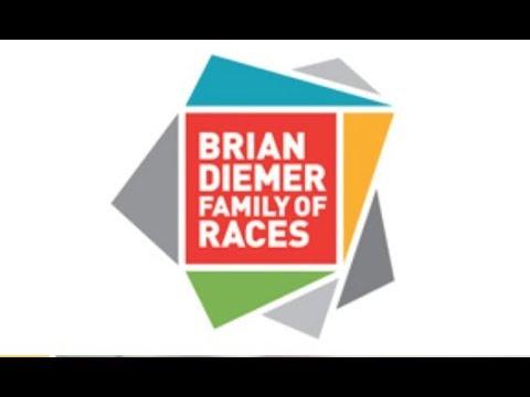 Brian Diemer Family of Races, Cutlerville, Michigan, 2015, 5K Start, GLSP