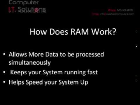 RAM - How RAM works & Understanding RAM Speeds
