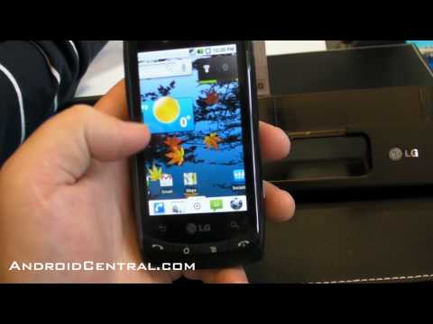 LG Ally hands-on - AndroidCentral.com