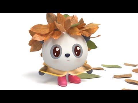 Малышарики - Принцесса - серия 92 - обучающие мультфильмы для малышей 0-4 - про машинки