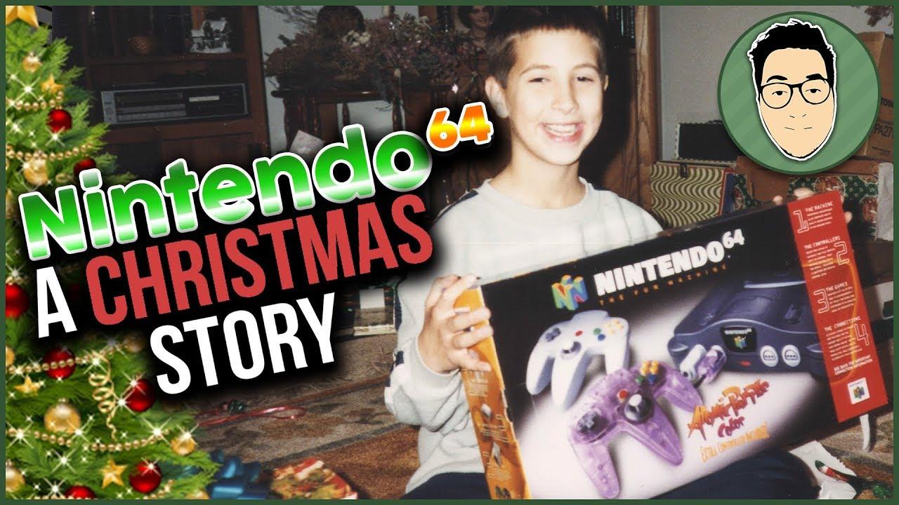 Nintendo 64 a Christmas Story | Samuel Langford - YouTube
