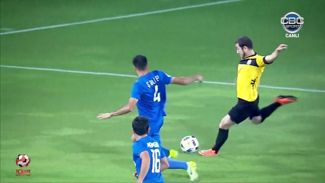 FC Neftci Baku 0-0 FK Kapaz Ganca