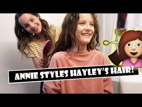 Annie Styles Hayley's Hair 💇 (WK 383.6) | Bratayley