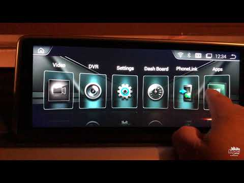 How to install Car Play App on BMW Avin USA Radios
