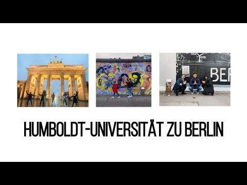 🇩🇪Berlin & Humboldt University exchange vlog ⭐️    ExoticBlxss