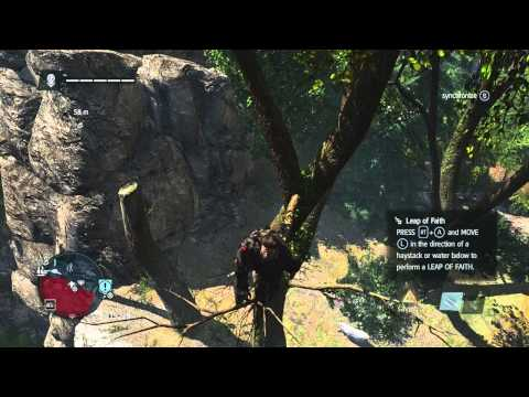 Assassins Creed Rogue: The North Atlantic - Exploring Halifax & Nerepis