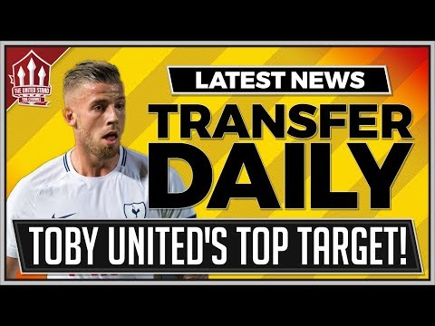 ALDERWEIRELD Is MOURINHO's Man! Man Utd Transfer News