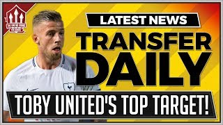 ALDERWEIRELD Is MOURINHO's Man! Man Utd Transfer News