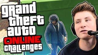 VERSTECKEN Challenge | GTA Online mit Kev | Dner