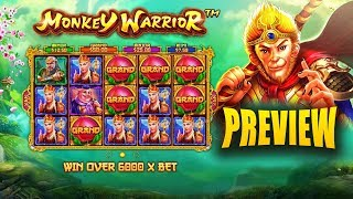 Monkey Warrior Slot from Pragmatic Play - Slot Preview